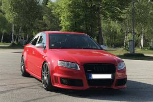 Audi RS4 Black Edition, Audi Exclusive 2006