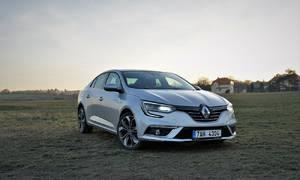 Recenze & testy: Renault Mégane GrandCoupé 1.3 TCe: Malý talisman pro štěstí