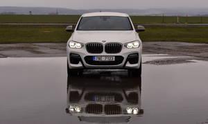 Recenze & testy: BMW X4M40d: Dobrý sluha, dobrý pán