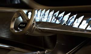 Novinky: Nový koncept Kia má v interiéru 21 dotykových displejů