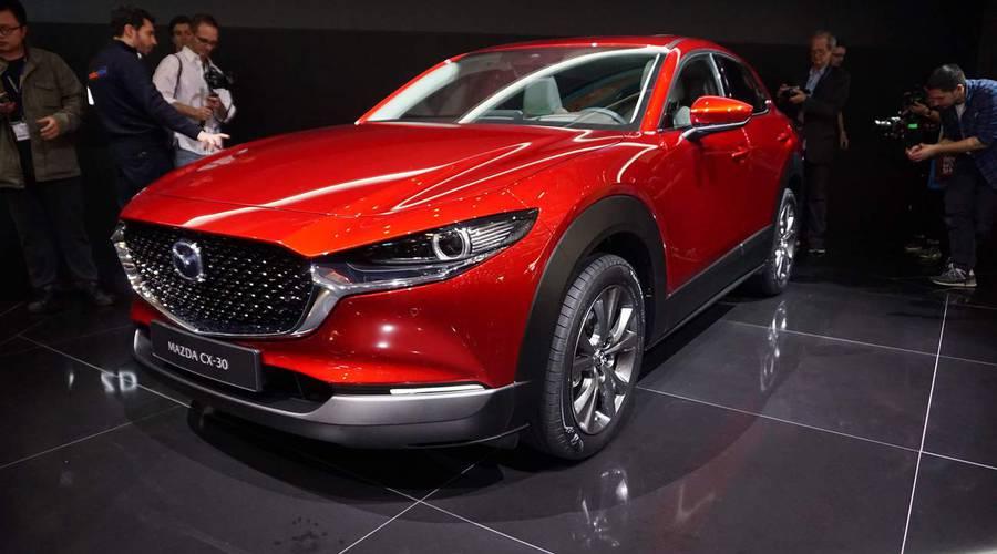 Autíčkář na cestách, Představujeme: Mazda na Ženevském autosalonu 2019