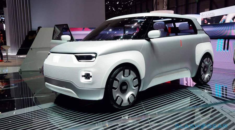 Novinky: Koncept Centoventi dokazuje, že italové stále umí malá praktická auta