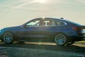 BMW 630i GT: Bublina