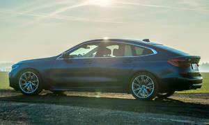 Recenze & testy: BMW 630i GT: Bublina