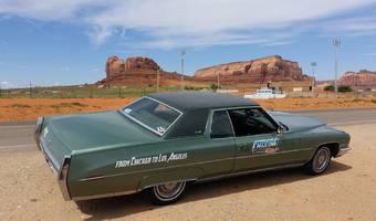 Cadillac Coupe deVille Route66 1972