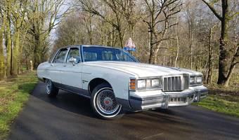 Pontiac Bonneville  1980
