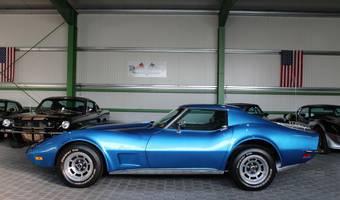 Chevrolet Corvette Stingray / Manuální převodovka 1973