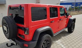 Jeep Wrangler MOAB edice, DPH 2014