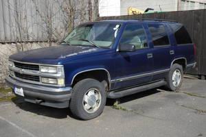 Chevrolet Tahoe 1500 LT 4x4 5,7 Vortec 1997
