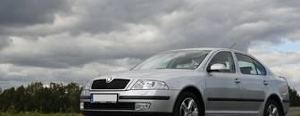 Škoda Octavia Elegance 2006 2,0TDI 6°DSG  2006
