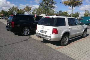 Ford Explorer Limited V8 2002