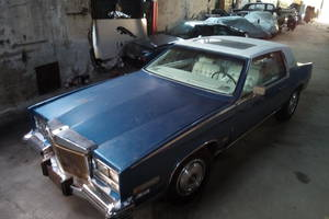 Cadillac Eldorado Biarritz  1979