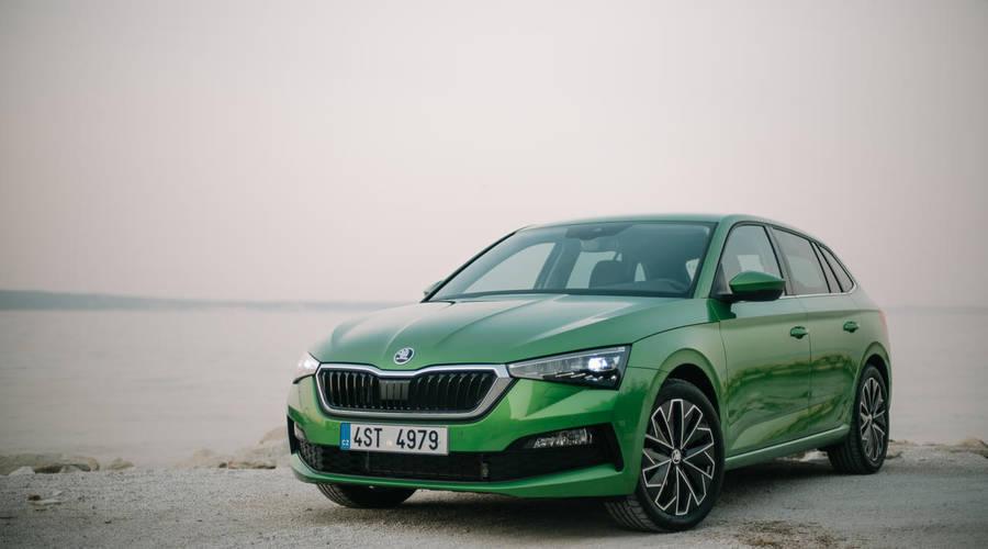 Autíčkář na cestách, Představujeme: Chorvatský prolog: Škoda Scala