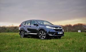 Recenze & testy: Honda CR-V 1.5 VTEC Turbo Elegance: Japonské barbecue