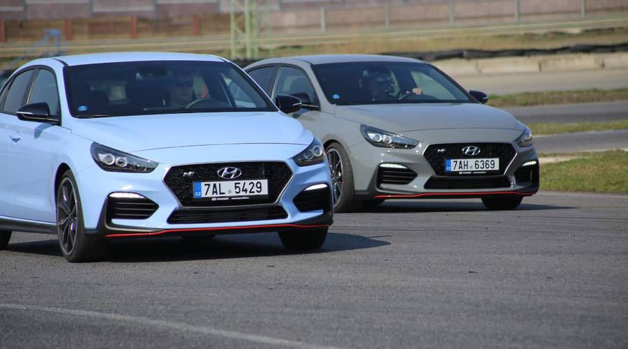 Autíčkář na cestách, Představujeme: S Hyundai i30N fastback v Sosnové: Ještě o kousek lepší