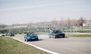 Trackday: Autíčkářův Trackday 2019 vol.1: Zdařilý start sezóny