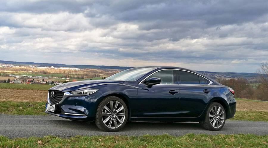 : Autíčkářova garáž: Mazda6 2.5 G194 Revolution se představuje