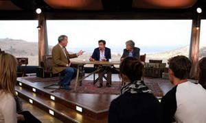 Novinky: Clarkson, Hammond a May už spolu ve studiu neposedí