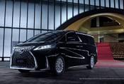 Lexus představuje svůj první minivan