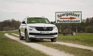 Recenze & testy: Škoda Kodiaq RS: 'Jen' vrcholná verze boleslavského SUV