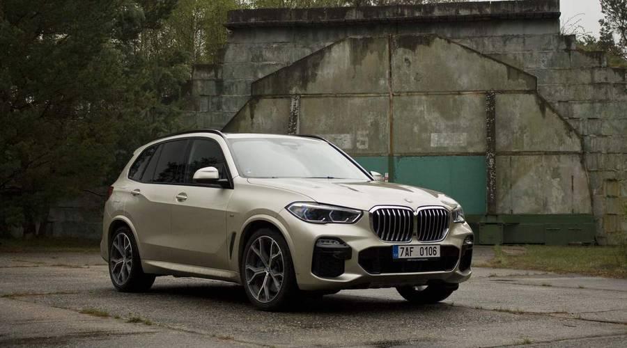 Recenze & testy: BMW X5 xDrive 30d: Velké auto, nebo malý dům?