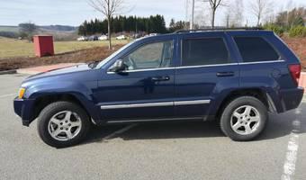 Jeep Grand Cherokee 5,7 hemi  LPG 133 000km  2005