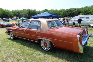 Cadillac Fleetwood Brougham 1977
