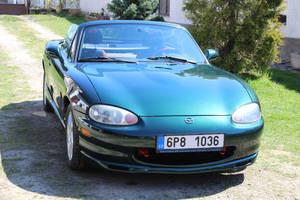 Mazda MX-5 NB 1,6i   1999