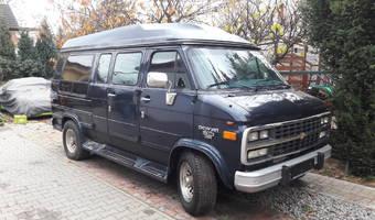 Chevrolet K30 CHEVY VAN 1992