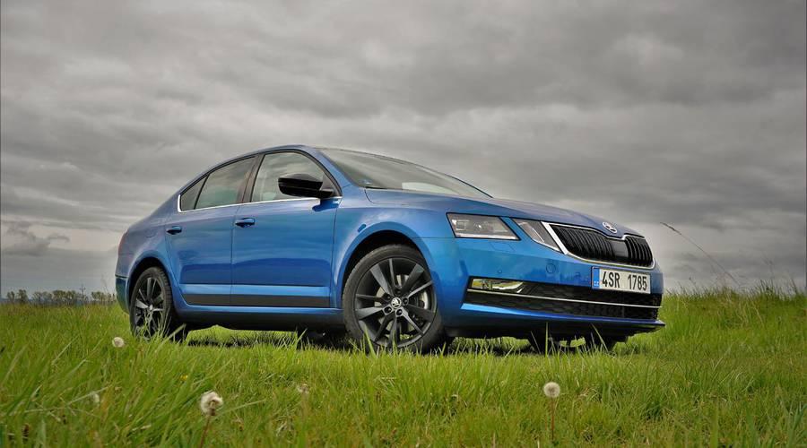 Recenze & testy: Škoda Octavia 2.0 TSI: Ta nejlepší z rodu