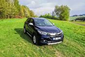 Honda HR-V: Rodí se král parkoviště?