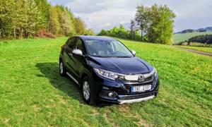 Recenze & testy: Honda HR-V: Rodí se král parkoviště?
