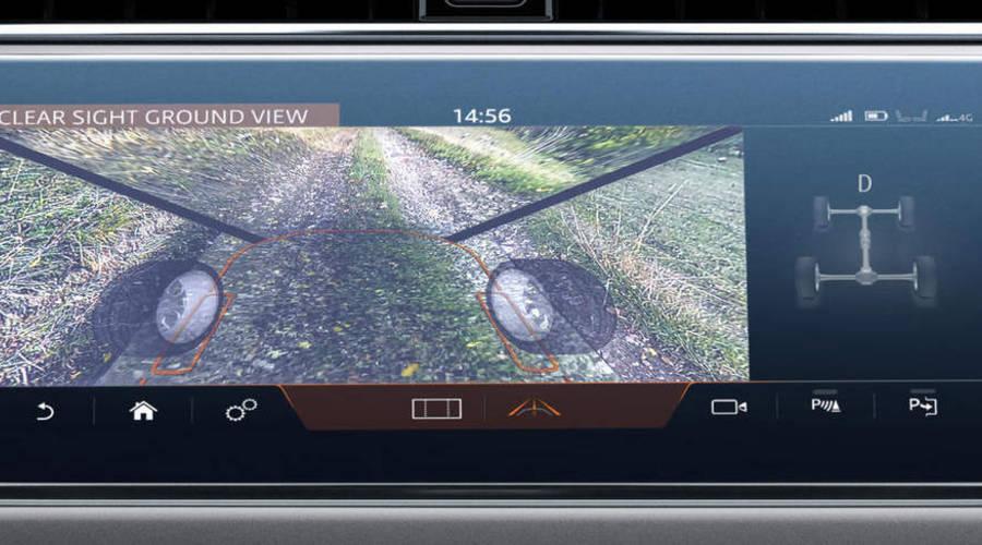 Novinky: S Range Roverem už si kola o obrubník neodřete