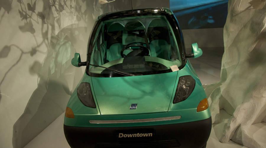 Historie: Fiat Downtown: Futuristický veterán