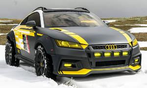 Novinky: Studenti postavili zajímavý koncept Audi TT