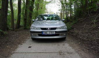 Peugeot 406 Break 2001