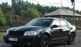 Dodge Avenger 2,7i 185 koní EU VERZE 2007