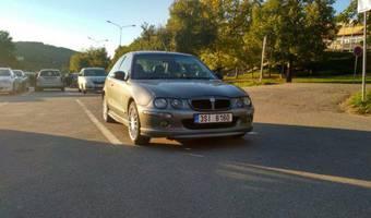 MG ZR 160, 1,8 VVC 2002