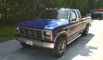 Ford F250 Lariat XLT 1986
