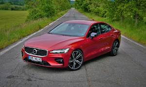 Recenze & testy: Volvo S60 T5 R-Design: Funkcionalismus 21.století
