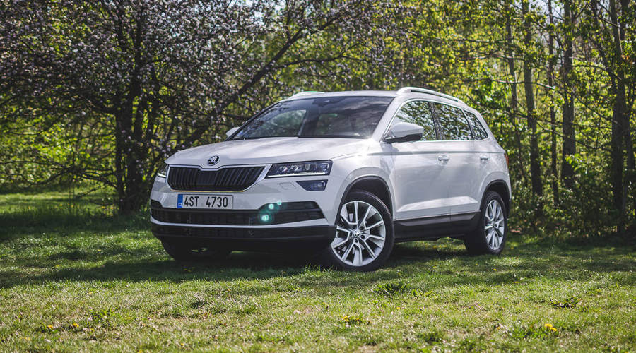 Recenze & testy: Škoda Karoq TDI DSG 4x4: Kroq vpřed?