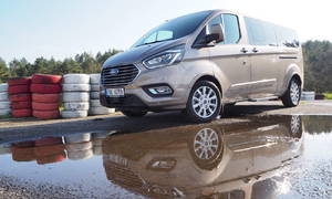 Recenze & testy: Ford Tourneo Custom: Vysoká očekávání