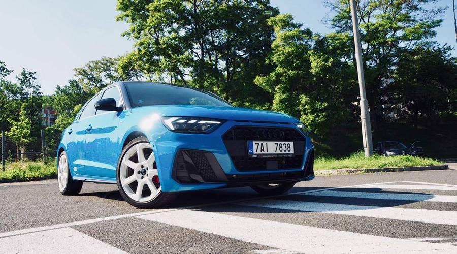 Recenze & testy: Audi A1: Tohle není jen drahé Polo!