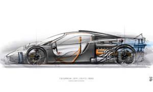 Novinky: Gordon Murray chystá nástupce McLarenu F1