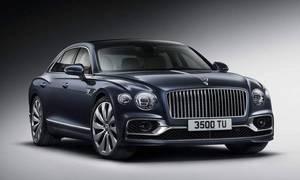 Novinky: Bentley Continental Flying Spur se vrací ve třetí generaci