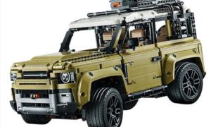 Novinky: Podobu Land Roveru Defender pro rok 2020 prozradilo Lego