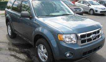 Ford Escape 2012 LX limited blue 2012