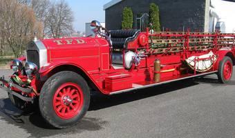 American LaFrance Type 40 fire truck 1928
