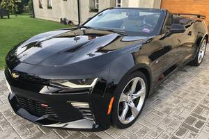 Chevrolet Camaro SS 6.2l V8 Convertible 50th ed 2017