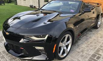 Chevrolet Camaro SS 6.2l V8 Convertible 50th ed 2017